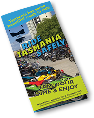 Ride Tasmania Safely Brochure
